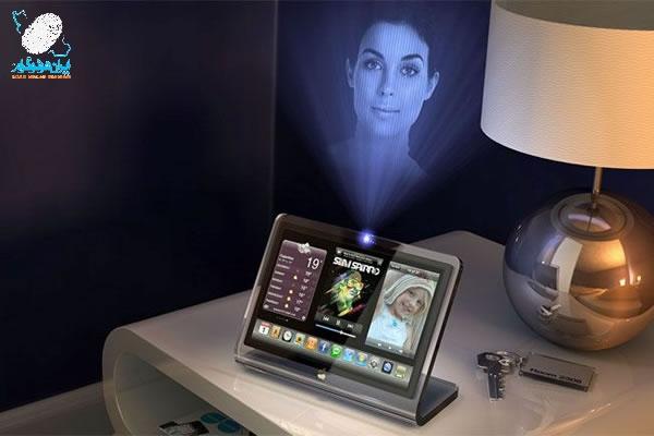 تکنولوژِی هولوگرافی