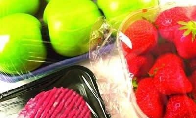 هولوگرام در مواد غذایی