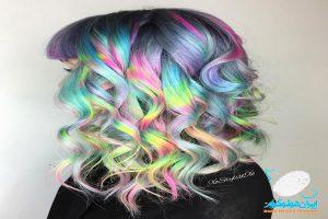 موی هولوگرافی