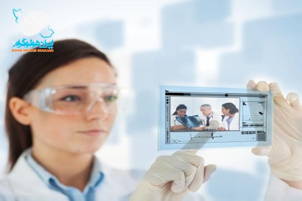 نقش هولوگرام در طراحی آواتارهای پزشکی