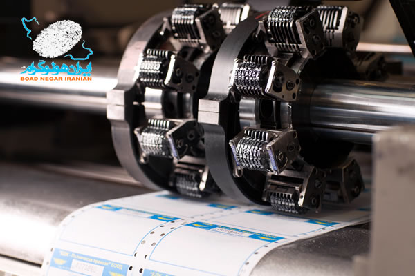 ماشین های ترکیبی چاپ امنیتی