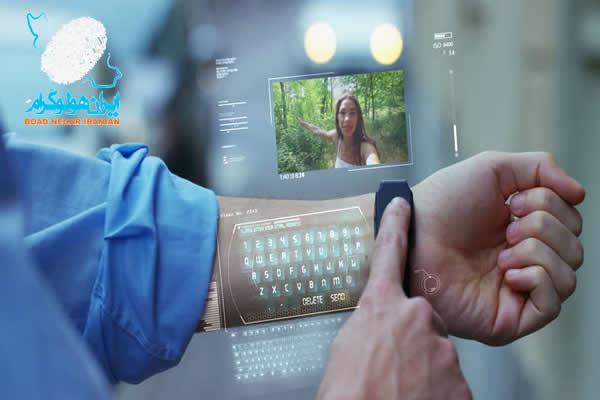 نقش تکنولوژی در هولوگرام